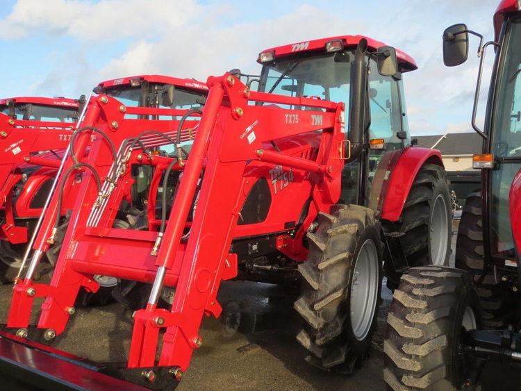 2019 TYM Tractors T754 Power Shuttle